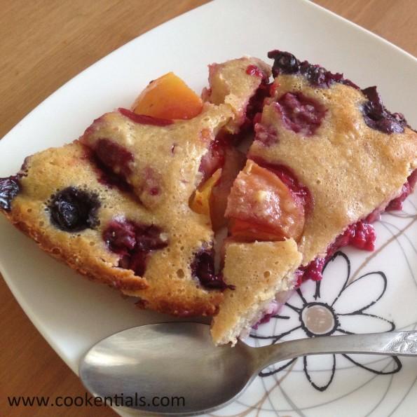 ciasto owocowe przepis